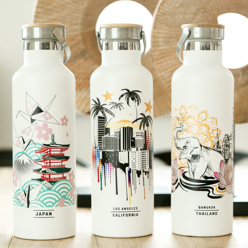 The Travel Bottle - Insulated Travel Bottles Collection Photo 1024x1024