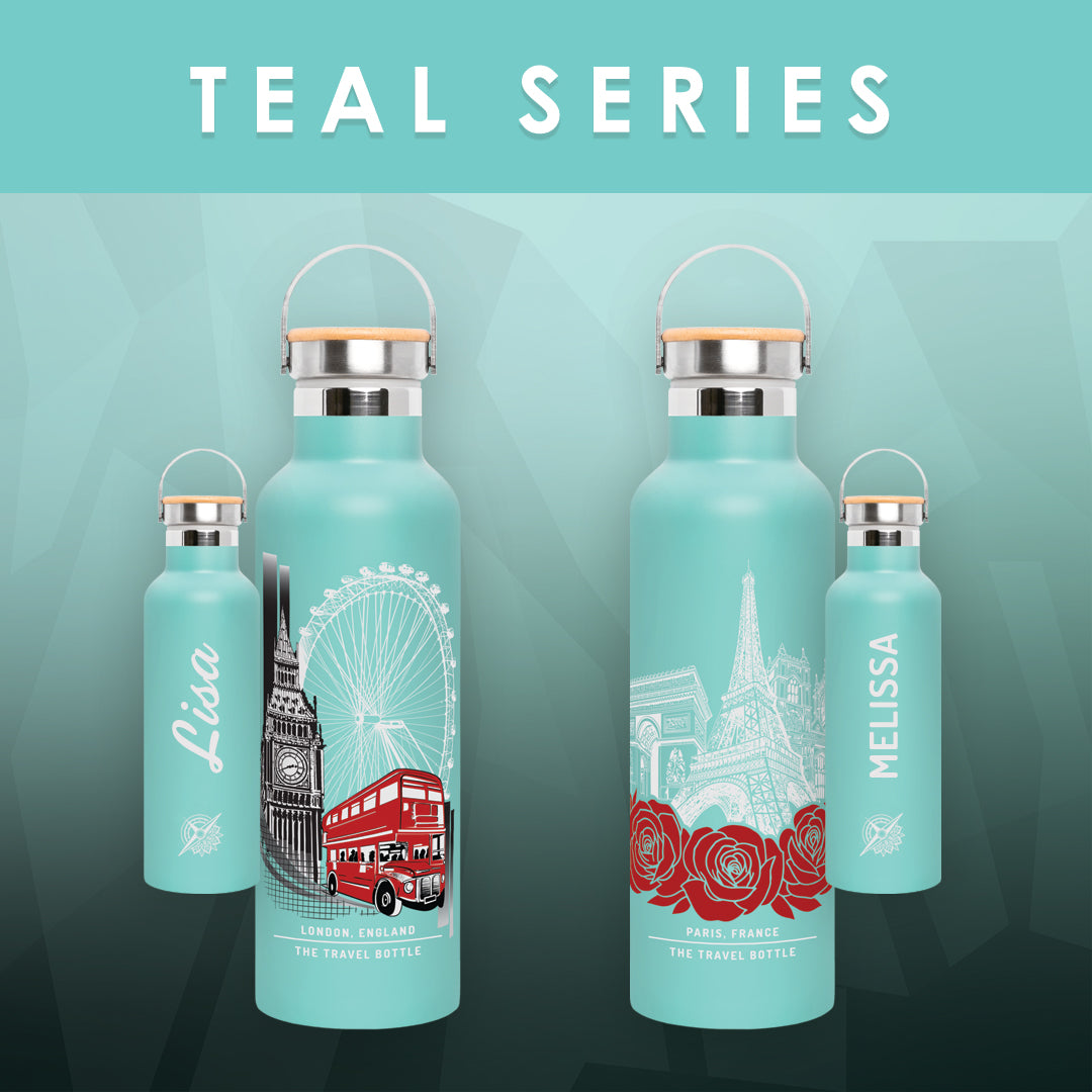 PERSONALIZE: TEAL SERIES