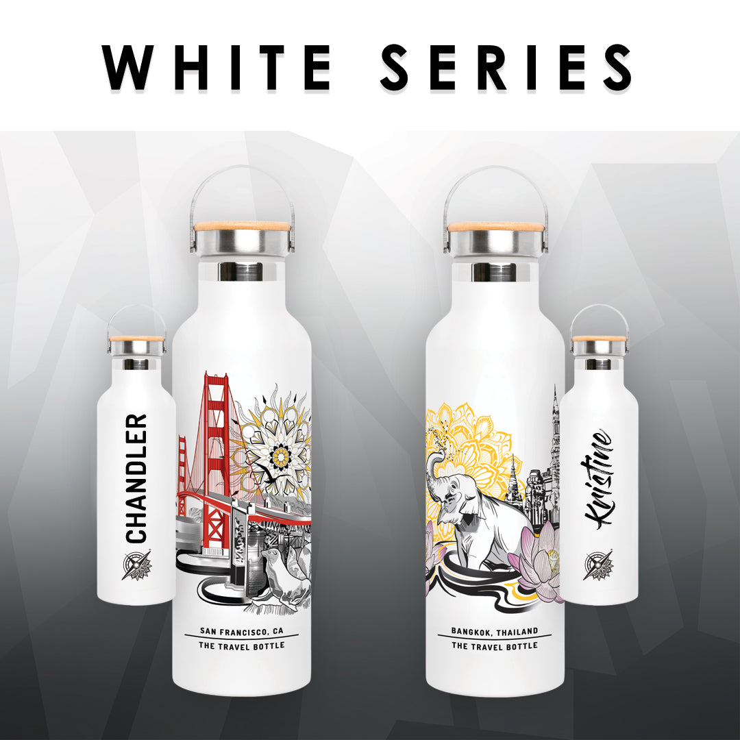 PERSONALIZE: WHITE SERIES