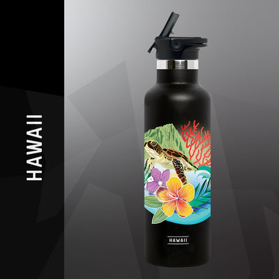 PERSONALIZE: BLACK SERIES - The Travel Bottle