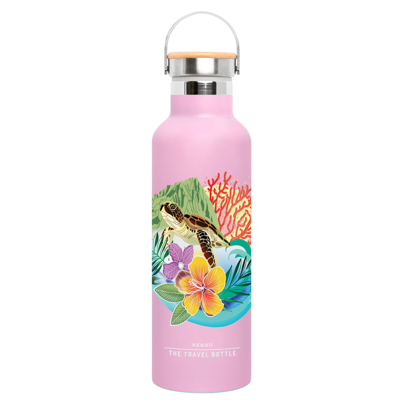 PERSONALIZE: PINK SERIES - The Travel Bottle