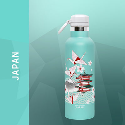 Destination: JAPAN - The Travel Bottle
