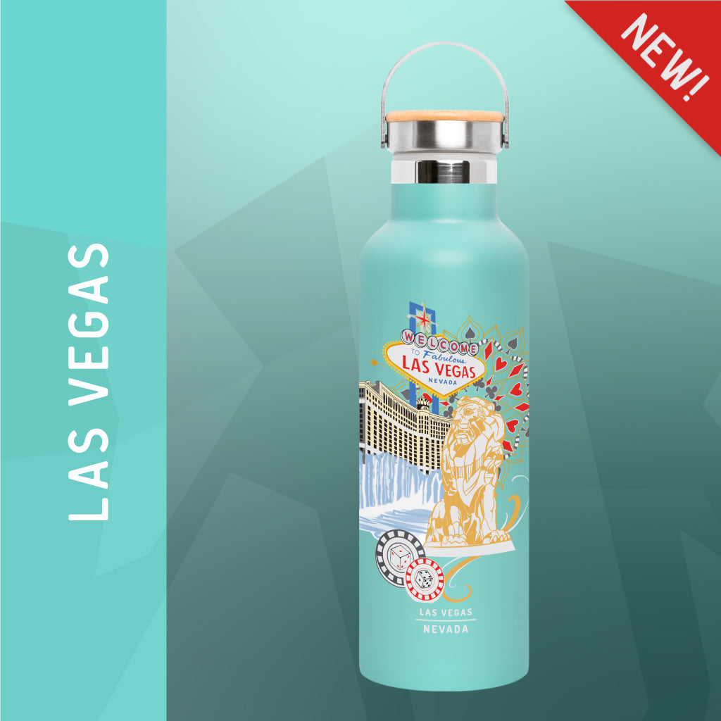 Destination: LAS VEGAS - The Travel Bottle