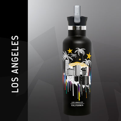 Destination: LOS ANGELES - The Travel Bottle