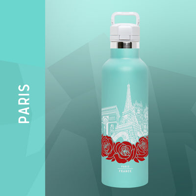 Destination: PARIS - The Travel Bottle