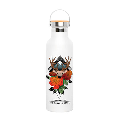 PERSONALIZE: WHITE SERIES - The Travel Bottle