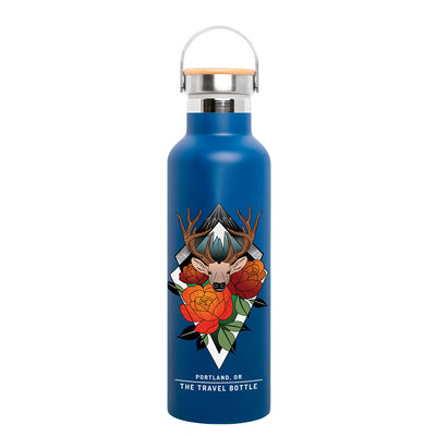 PERSONALIZE: BLUE SERIES - The Travel Bottle