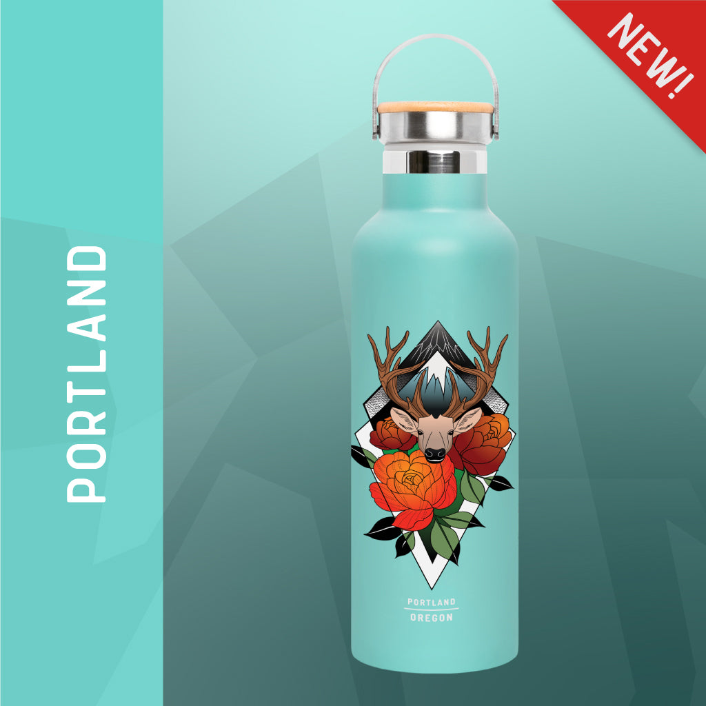 Destination: PORTLAND - The Travel Bottle