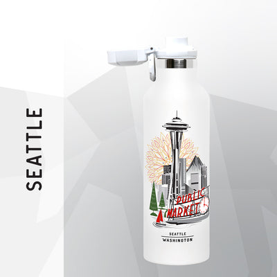 Destination: SEATTLE - The Travel Bottle