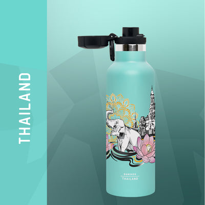 Destination: THAILAND - The Travel Bottle