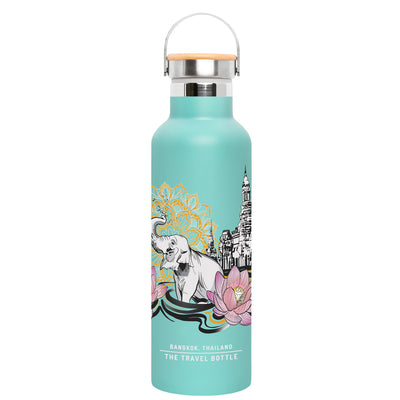 PERSONALIZE: TEAL SERIES - The Travel Bottle