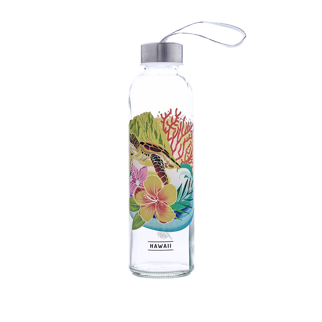 Colorful Glass Series: Hawaii - The Travel Bottle