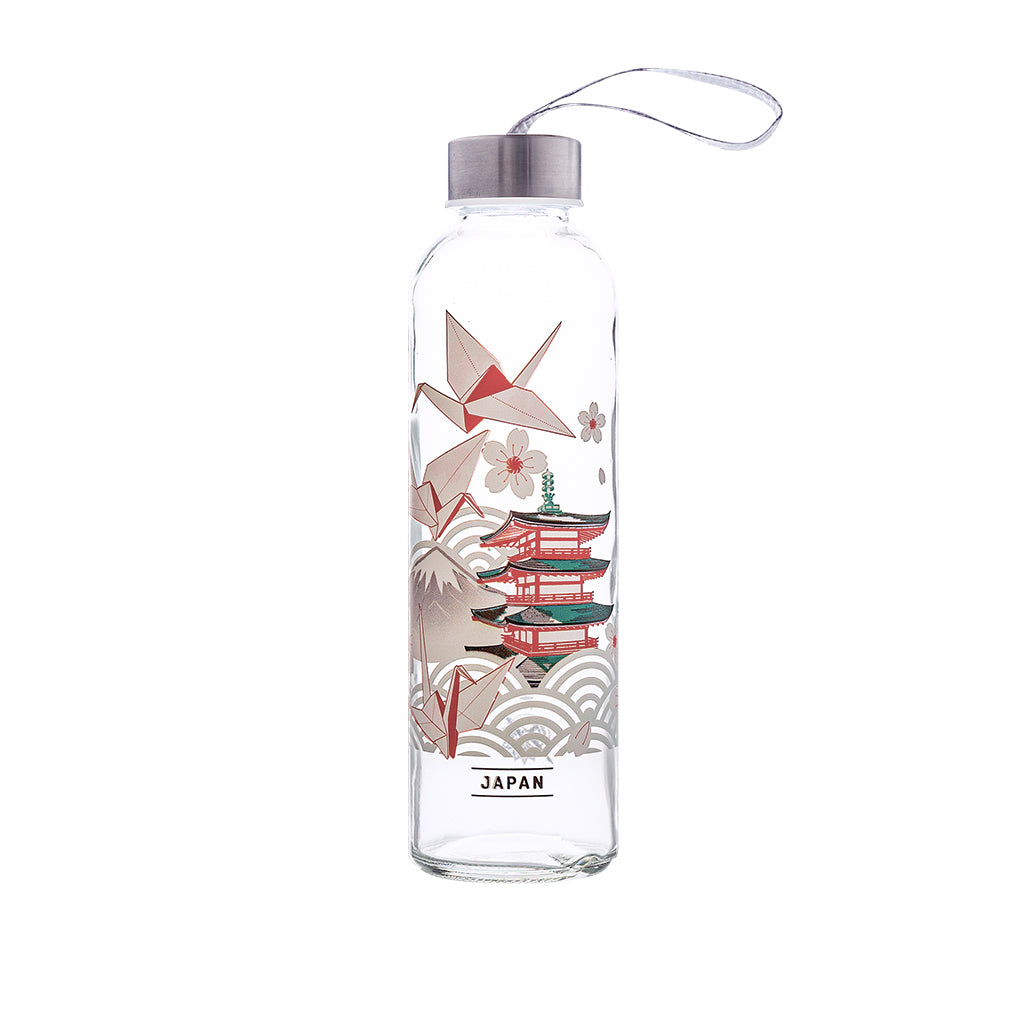 Colorful Glass Series: Japan - The Travel Bottle
