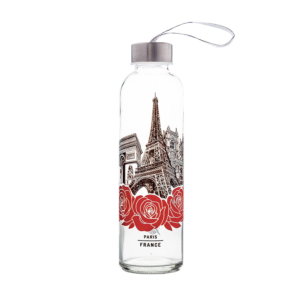 Colorful Glass Series: Paris - The Travel Bottle