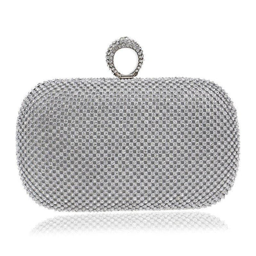 Diamond Party Clutch