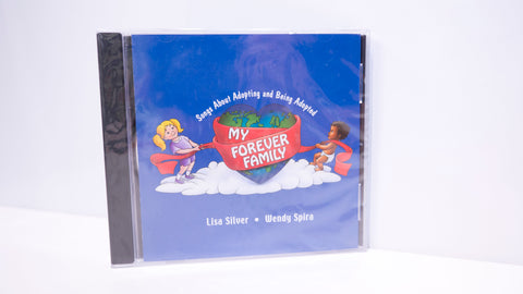 My Forever Family (Music, CD) | Adoption Gifts