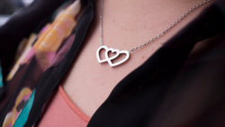 Adoption Heart Necklace