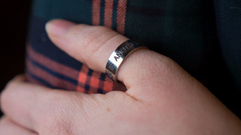 Adoption Is Another Word For Love Ring Adoption Jewelry Adoption