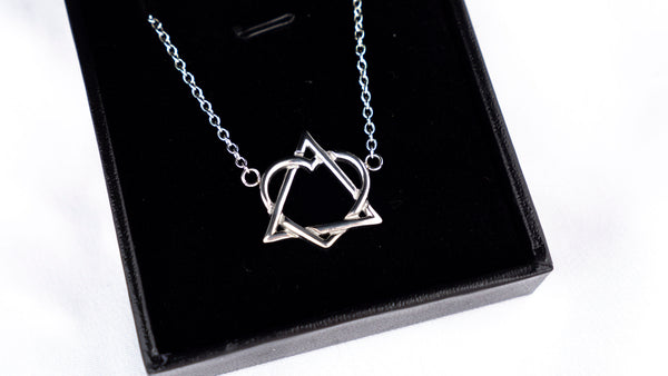 Adoption Symbol Pendant Necklace | Adoption Jewelry