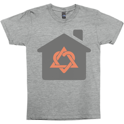 Adoption Triad Home Unisex T-Shirts