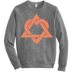 Orange Adoption Triad Sweatshirts | Adoption Gifts, Clothing & Apparel