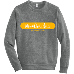 New Grandma Sweatshirts | Adoption Gifts, Clothing & Apparel