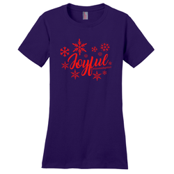 Joyful Christmas T-Shirt | Adoption Gifts, Clothing & Apparel