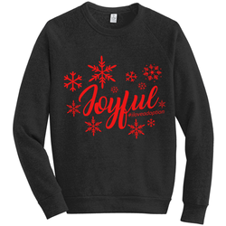 Joyful Christmas Sweatshirt | Adoption Gifts, Clothing & Apparel
