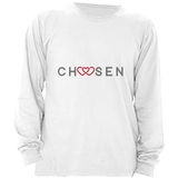 CHOSEN LONG SLEEVE SHIRT | ADOPTION GIFTS, CLOTHING & APPAREL