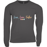 Love Love Foster shirt in grey