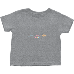 Live, Love, Foster Toddler Clothing | Adoption Gifts, Clothing & Apparel