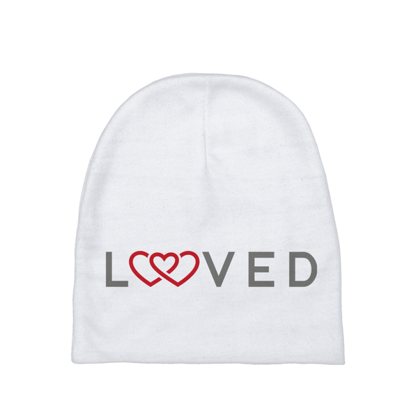Loved Baby Beanie | Adoption Gifts, Baby Clothing and Apparel