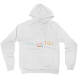 Live, Love, Foster Hoodie