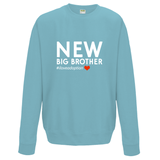 New Big Brother Sweatshirt | Adoption Gifts, Clothing & Apparel