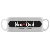 New Dad Mugs | Adoption Gifts, Men's Gifts