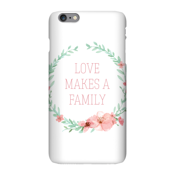 Love Makes a Family Phone Case | Adoption Gifts, phone cases