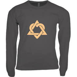 GOLD TRIAD LONG SLEEVE SHIRT | ADOPTION GIFTS, CLOTHING & APPAREL