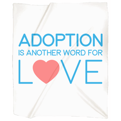 adoption blanket