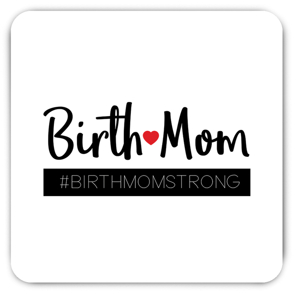 Birth Mom #birthmomstrong Magnet | Adoption Gifts, Decor