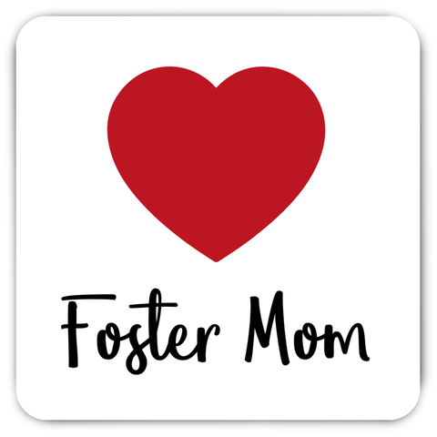 Foster Mom Magnet | Adoption Gifts, Decor