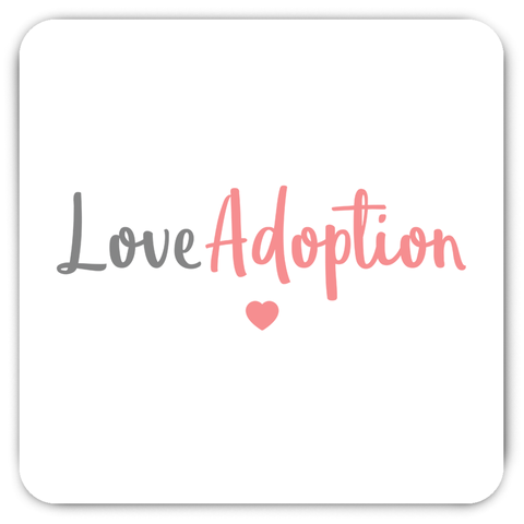 LoveAdoption Magnet | Adoption Gifts, Decor