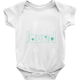 Loved Onesie | Adoption Gifts, Clothing & Apparel
