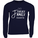 Forever Family Men's Long Sleeve Shirt | Adoption Gifts, Clothing & Apparel