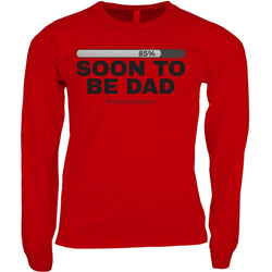 Soon to be Dad Men's Long Sleeve Shirt | Adoption Gifts, Clothing & Apparel