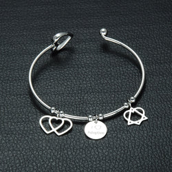 Adoption Jewelry-Charm Bracelet