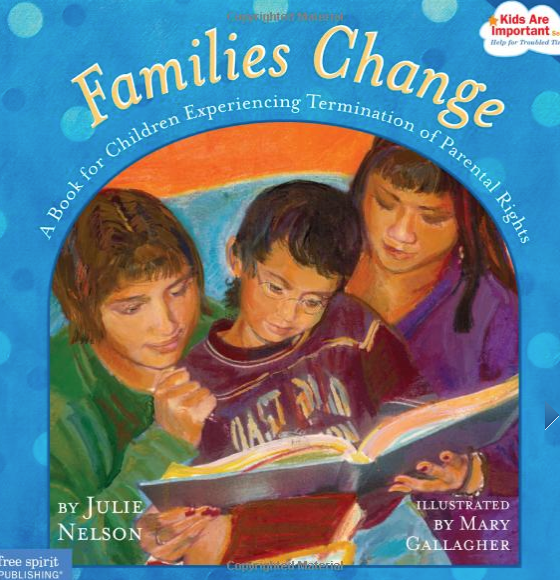 Adoption Children's Book: Families Change