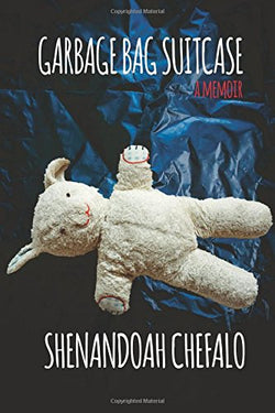 Garbage Bag Suitcase: A Memoir (Shenandoah Chefalo) SIGNED COPIES [Paperback] | Adoption Gifts, Adoption Books