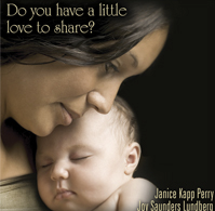 Do You Have a Little Love to Share? Original Adoption Songs Music CD | Adoption Gifts