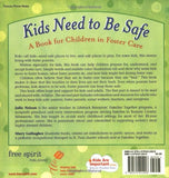 Adoption Children's Book: Kids Need to Be Safe