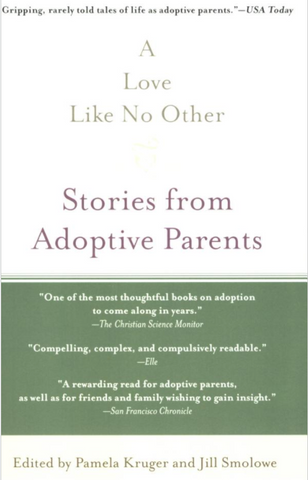 Adoption book: A love like no other